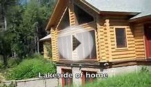 Lake Superior log home for rent/sale
