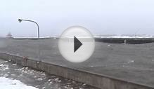 Lake Superior storm footage
