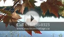 Mazinaw Lake Cottage for Rent - Near Bon Echo Park