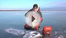 Near-Shore Ice Fishing Mille Lacs Lake - In-Depth Outdoors