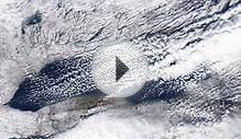 See stunning satellite photo of lake effect storms