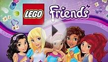 Smyths Toys - Lego Friends Heart lake Lighthouse 41094