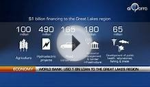 World Bank : USD 1 bn to the Great Lakes region
